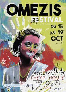 Affiche Festival Omezis FINALE RVB